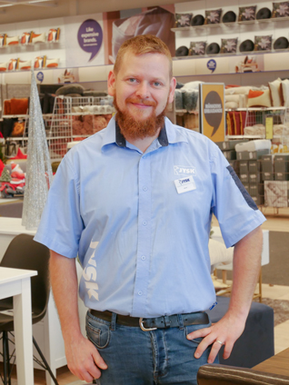 Dick Weimer, Store Manager, Bernstorp