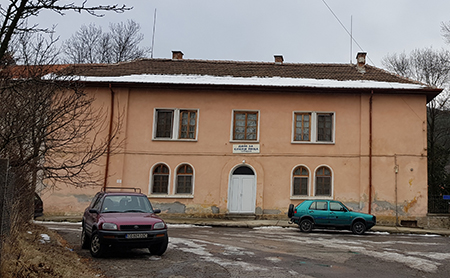House for adults with sensory disorders in the town of Pirdop,
