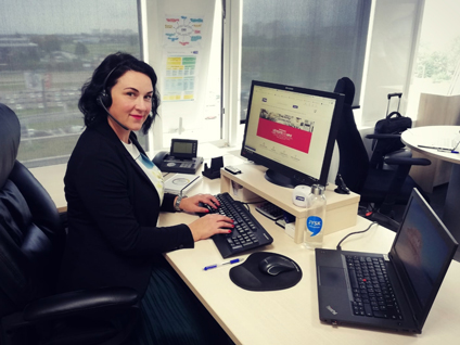 Marina Ivić, Customer Service Manager West Balkan