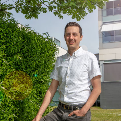 "Making JYSK more sustainable is extremely important for our company. Therefore, JYSK has employed a Sustainability Manager to help us on the way. Customers care how companies act, and therefore a lot of companies have set ambitious environmental targets to heighten focus on their environmental footprint. This also includes JYSK, which is set to move in a more sustainable direction within all areas of our business.  In JYSK, we have already cut our per-store consumption of energy with LED lights and modern energy-efficient distribution centres. We have reduced waste, sourced raw materials from more sustainable sources and much more. However, JYSK needs to take more and bigger steps to become more environmentally responsible, and working with sustainability at all levels is part of the current business plan process, which will drive change to become more sustainable in the years to come. JYSK has also created a new position and employed a Sustainability Manager to be the driver of change. His name is Sam Harrington, and he looks forward to the challenge. ""While society works to phase out fossil fuels and harmful chemicals, we won't ever be phasing out affordable duvets, mattresses, home goods or other timeless Scandinavian products that JYSK sells. There is tremendous opportunity, though, to improve the products we sell, the stores we sell them in, and every area of JYSK to do things in a more environmentally responsible way,"" says Sam, who joined JYSK on 29 April 2020. Bright green ideas Within his first month on the job, Sam has already been presented with a lot of great ideas on how to make JYSK more sustainable. ""It has been great to begin at JYSK. I was excited to receive hundreds of smart sustainability ideas from passionate colleagues across the business to build upon the good work that's already been done,"" says Sam and continues: ""We need to move faster, and it is my responsibility to make sure that happens. However, sustainability is certainly not a one-person job. Everyone at JYSK can make a big differen"