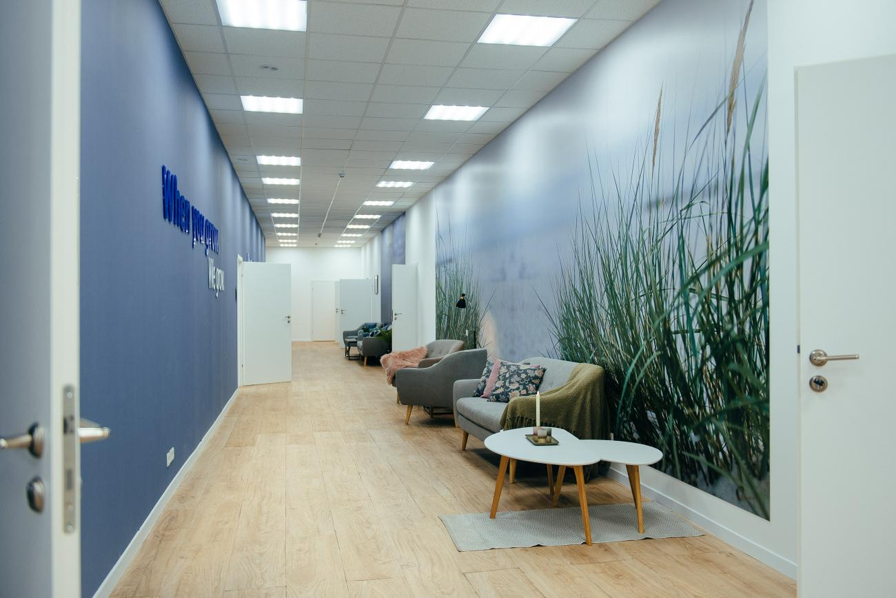 See photos of the new Head Office in Ukraine