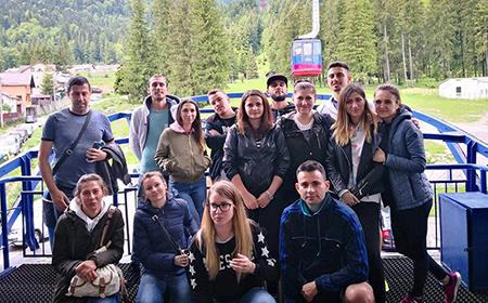 Romanian and Bulgarian Customer Service Center teams