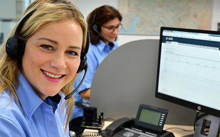 Customer Service Centres help with store calls