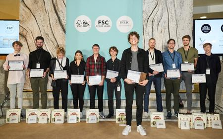 FSC Design Award 2019 winner
